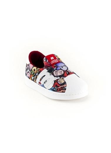 minipicco Unısex Street Ortopedik Destekli Çocuk Spor Ayakkabı Renkli